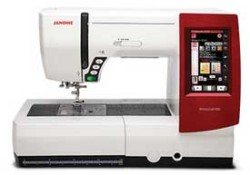Introducing the MC9900 Sewing and Embroidery Machine
