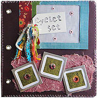 Eyelet Foot Book Page