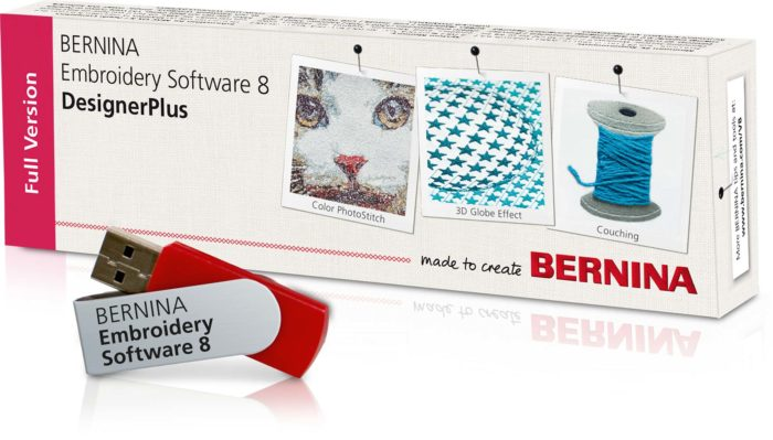 Bernina Embroidery Software V8