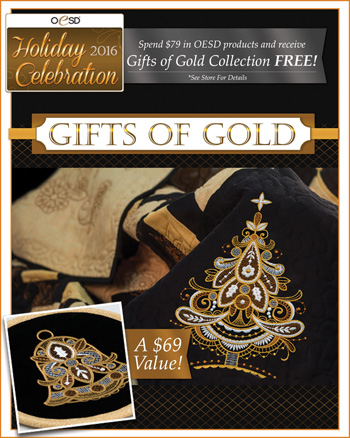 Gifts of Gold September