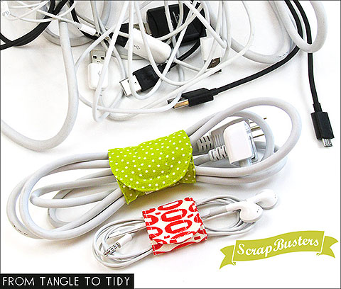 Sew4Home Cord Wraps