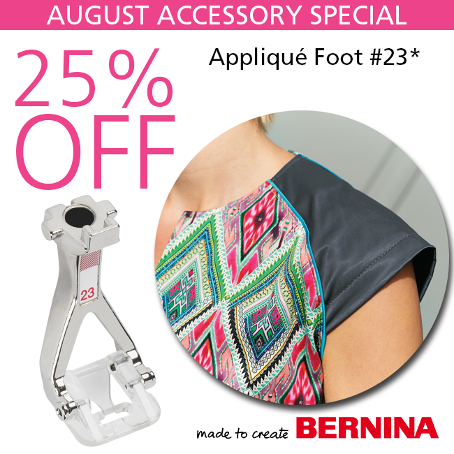 August 2017 Accessory Special
