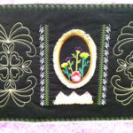 Embroidery sample 5